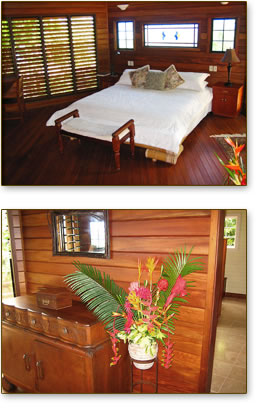 Nuku Fiji - Accommodation
